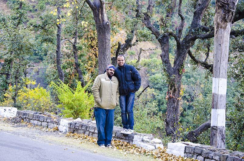 Gunjit Narang and Sunny Sharma