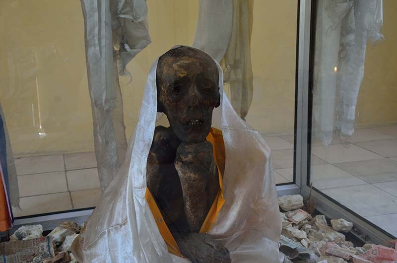 Mummy Of Spiti Valley