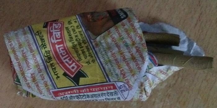 How to quit smoking - The Bidi way
