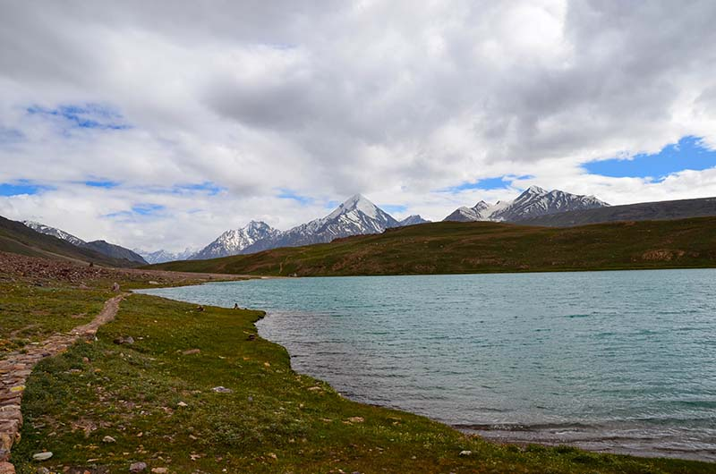 chandratal lake itinerary