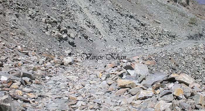 Traveling to Ladakh : Agham Shyok Road