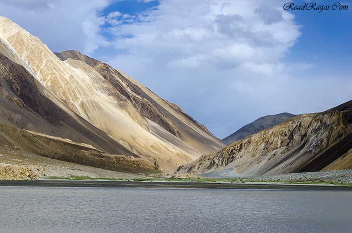 Lakes Of Ladakh - Chaghar Tso