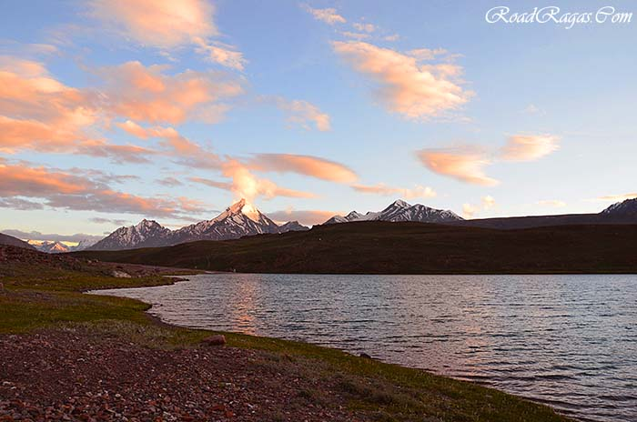 Lakes Of Ladakh - Chandra-taal