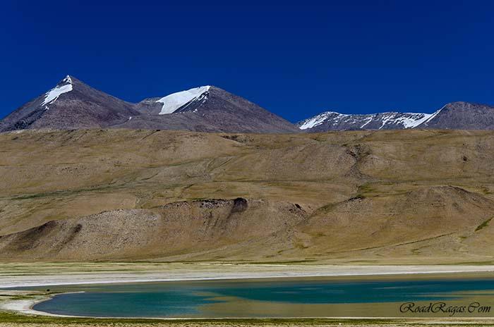 Lakes Of Ladakh - Kiagar Tso
