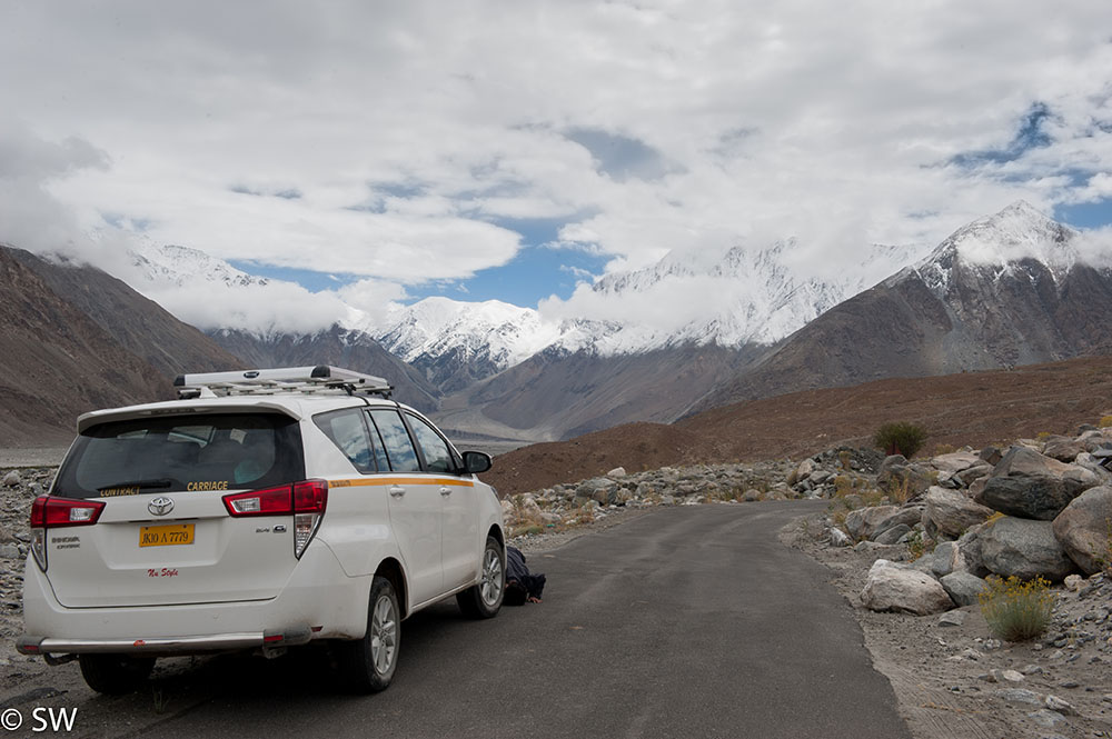 Itinerary for Leh Ladakh by Air