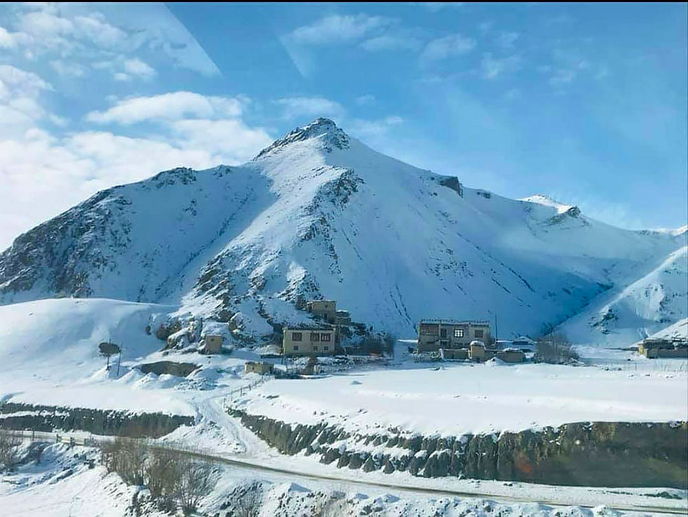 ladakh winter trip itinerary