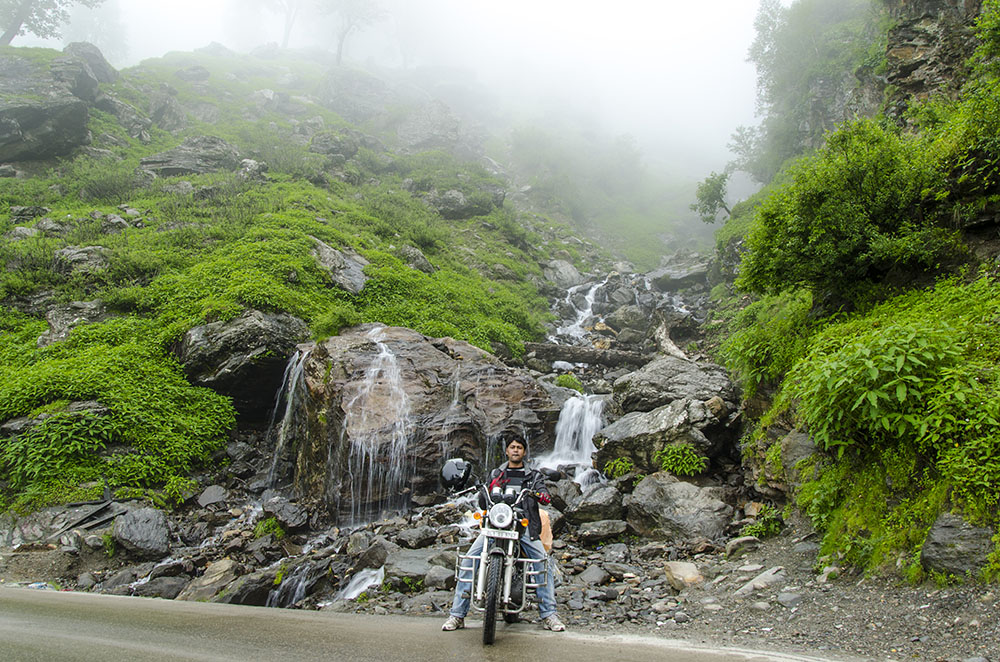 How to get Rohtang Pass Permit for Bike