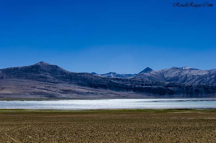 Lakes Of Ladakh - Startspuk Tso