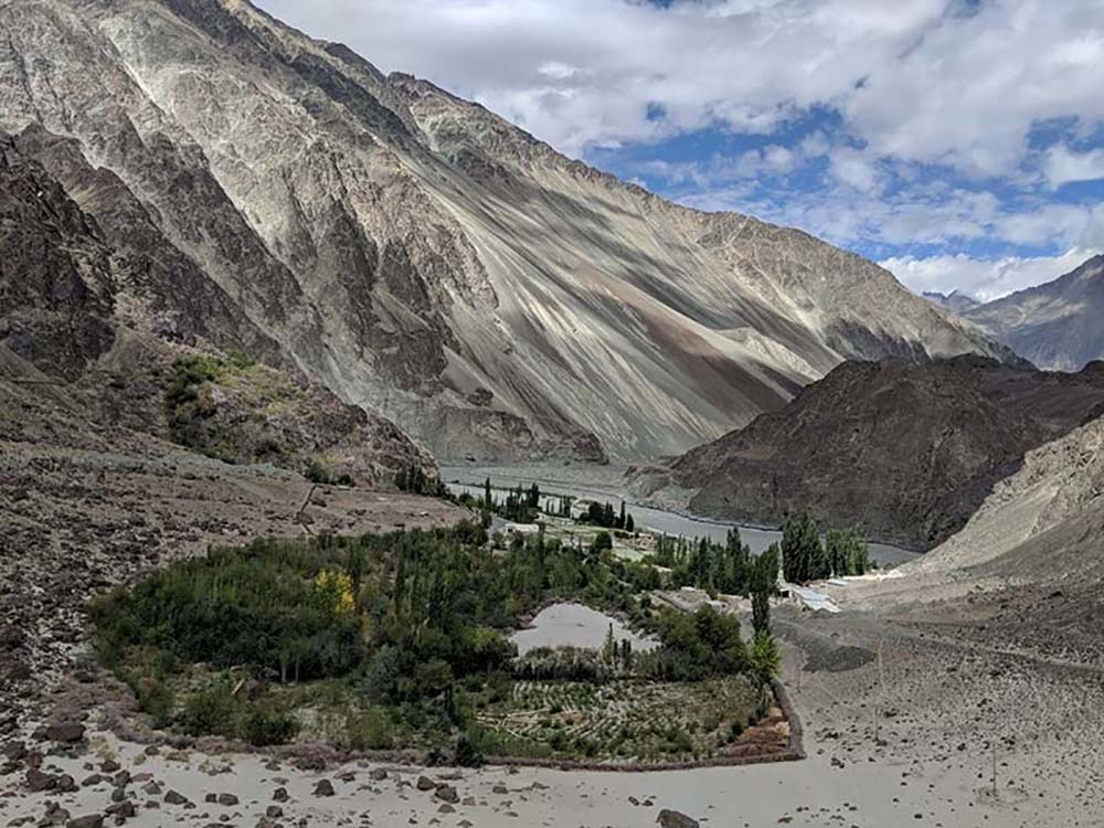 Tourist Places in Nubra Valley