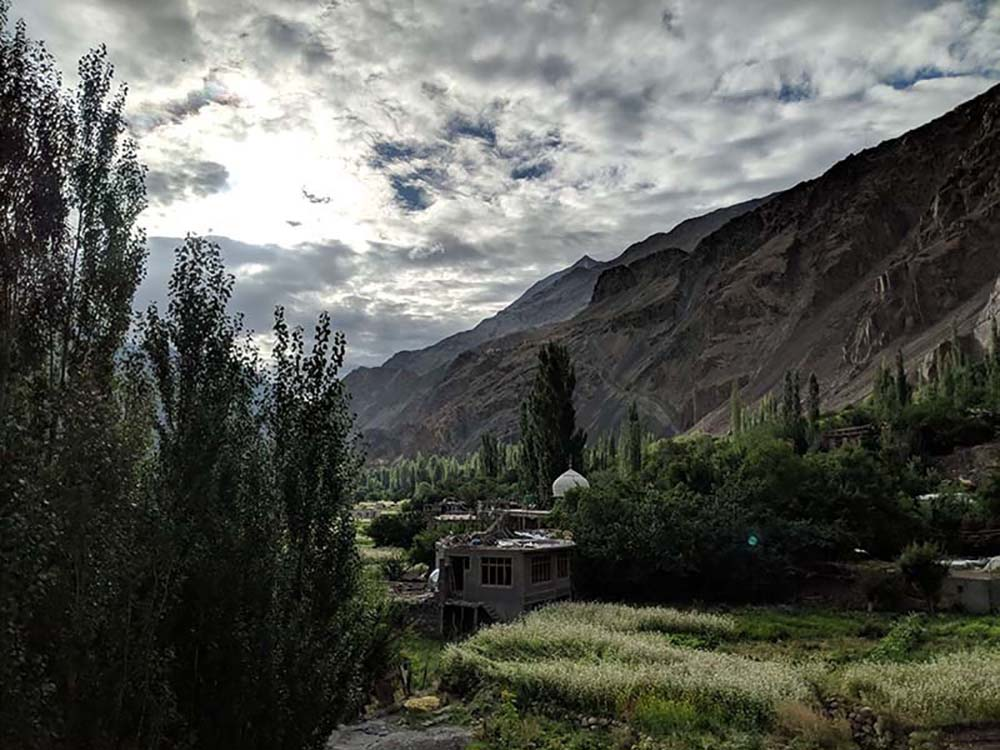 turtuk nubra valley
