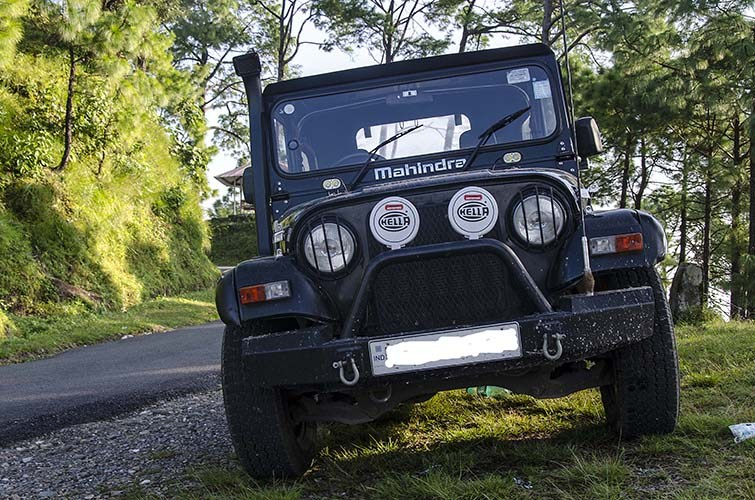 hd wallpaper thar jeep