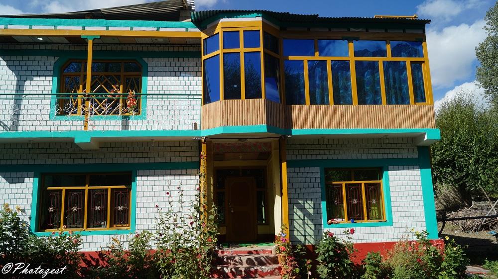 hotels in zanskar valley