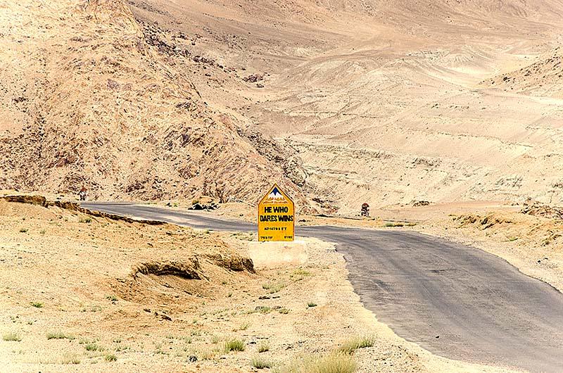 manali to ladakh itinerary