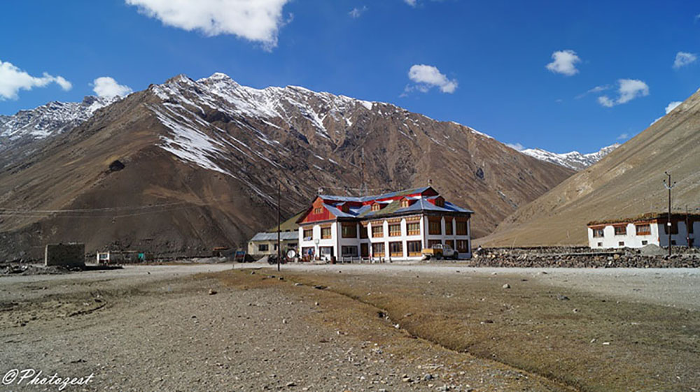 where to stay in zanskar valley