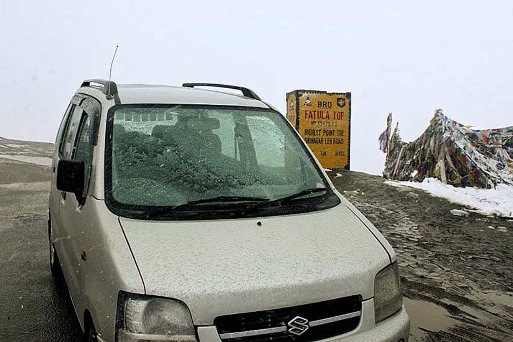 Ladakh Driving Tips