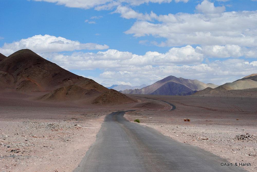 road to hanle