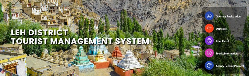 Ladakh Inner Line Permit Online