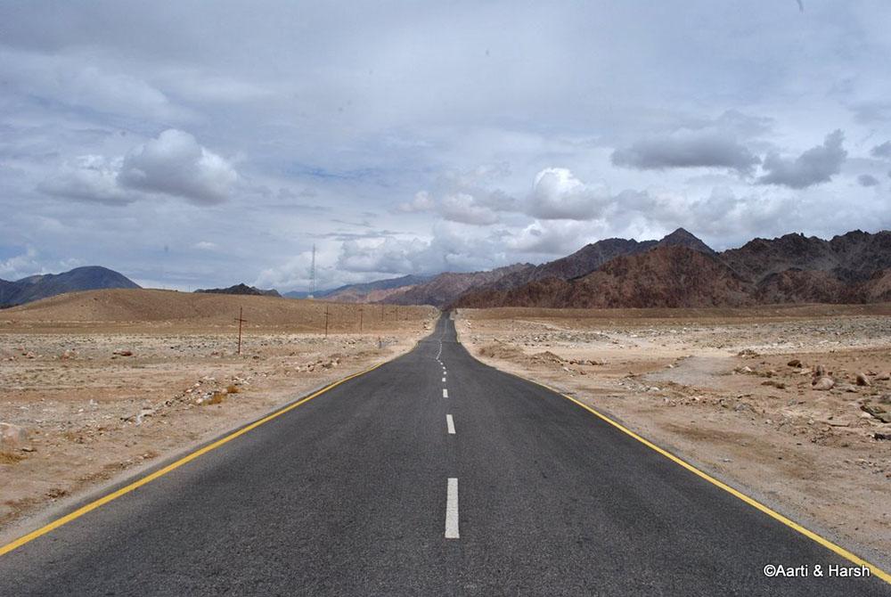 srinagar leh road