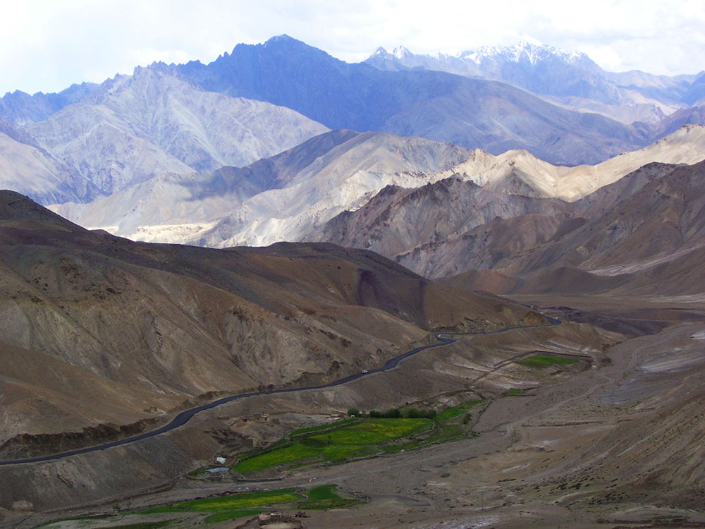 Srinagar to Leh Travel Time and Itinerary Planning