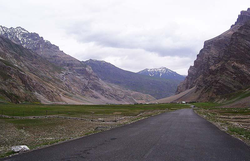 srinagar to leh travel time
