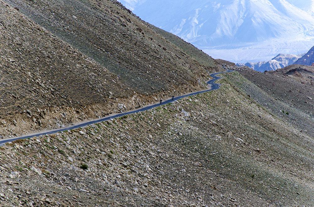 Leh to Khardung La Road Conditions