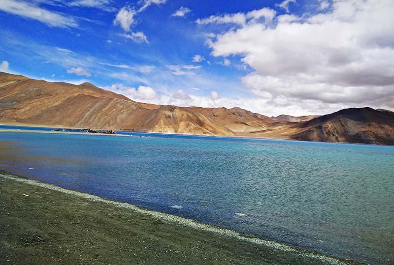 Leh to Nubra Valley to Pangong Lake