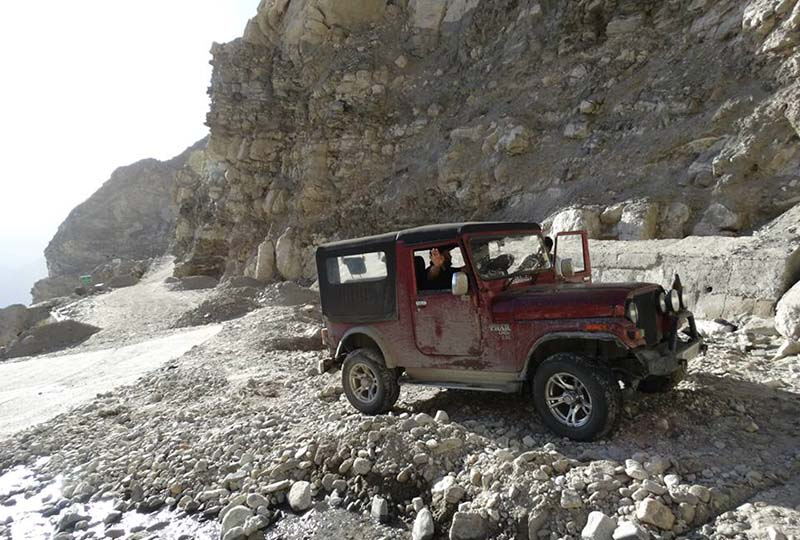 how to prepare your car for spiti
