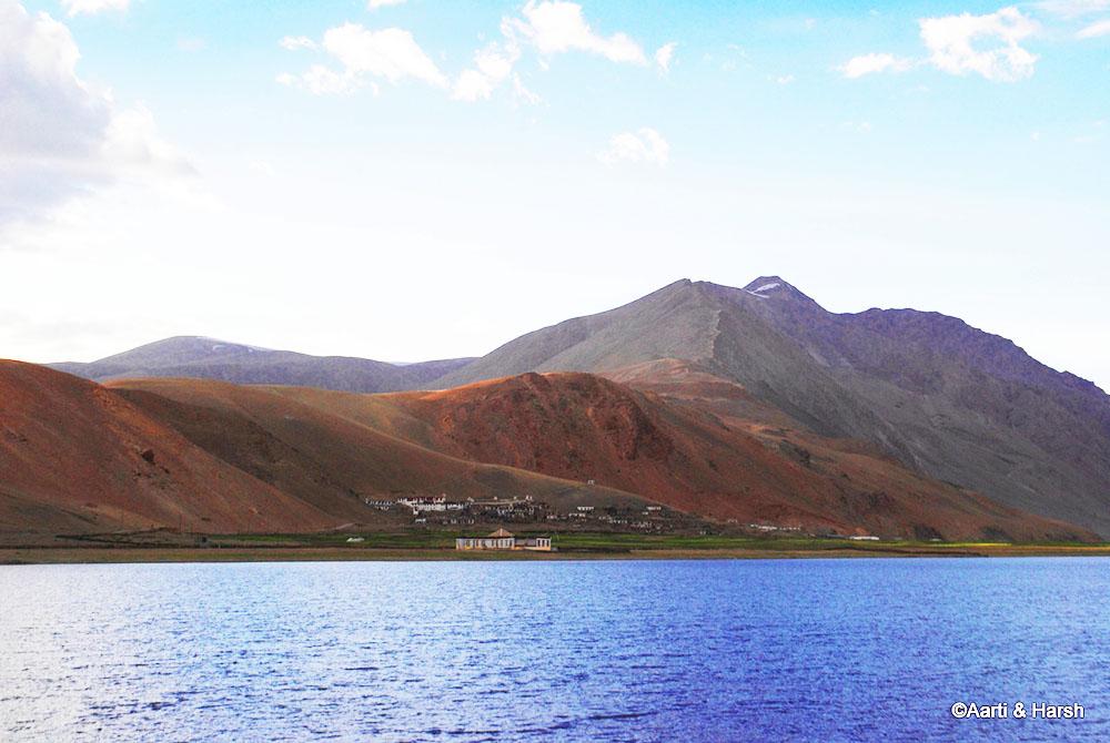 karzok village