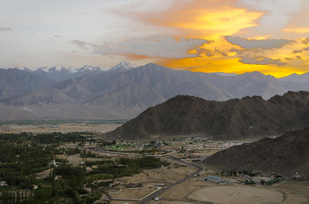 ladakh in 3 days
