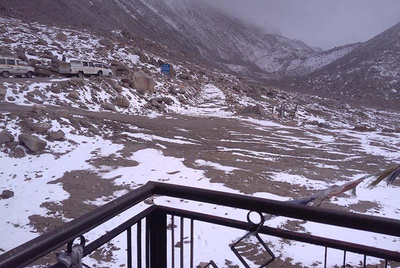ladakh in october