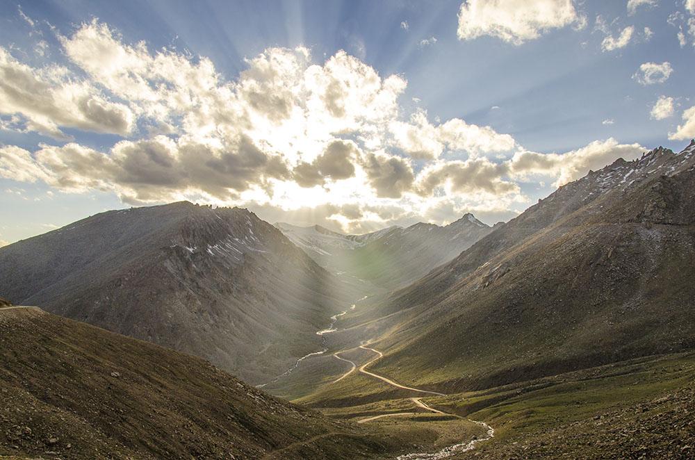 leh ladakh in 4 days