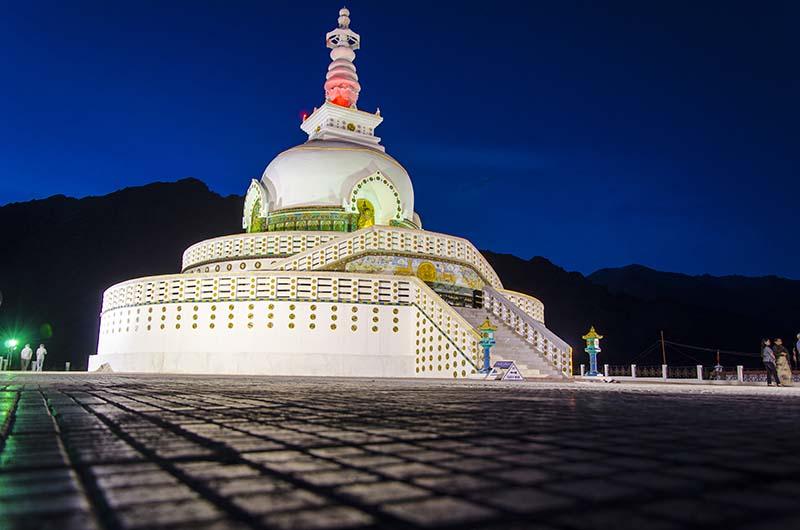 ladakh in 4 days