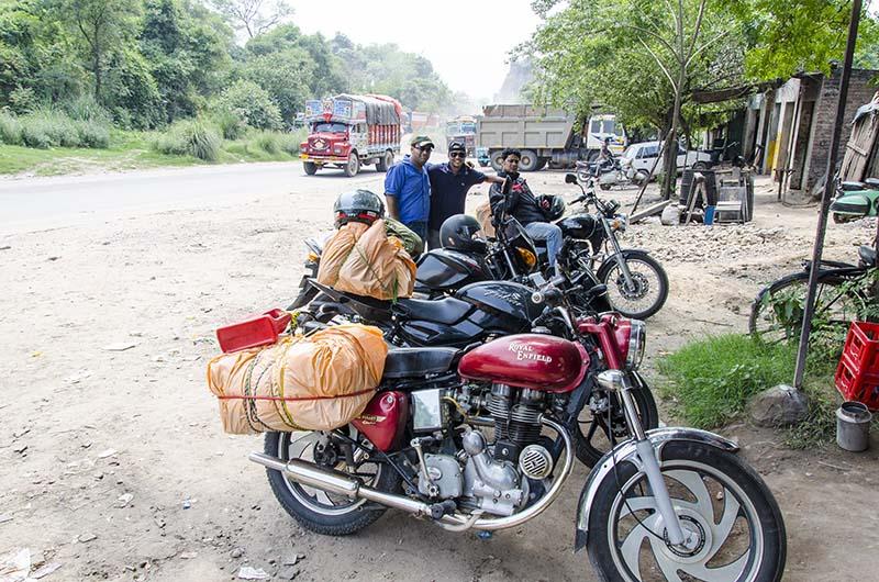 delhi to manali by bike
