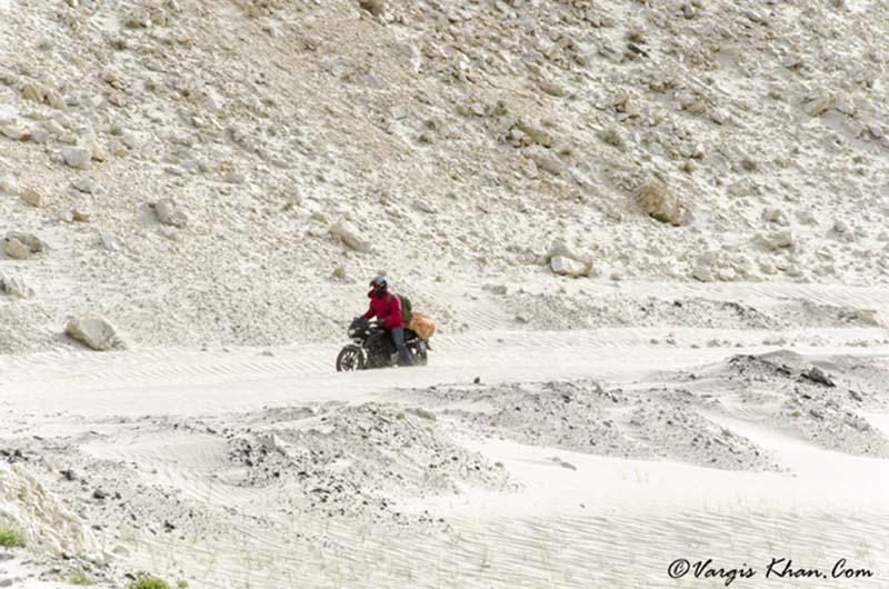 Leh to Pangong Lake via Changla Pass