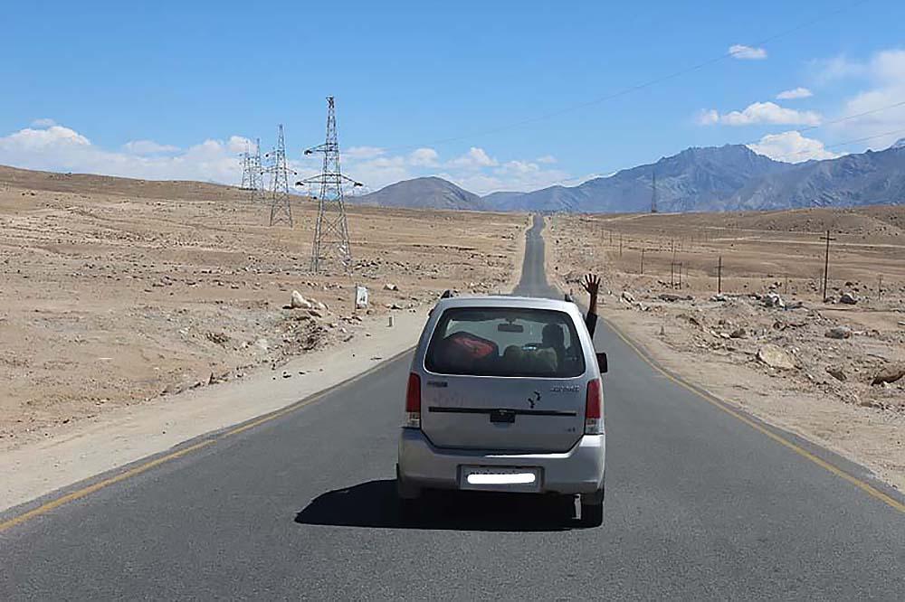 ladakh trip by car