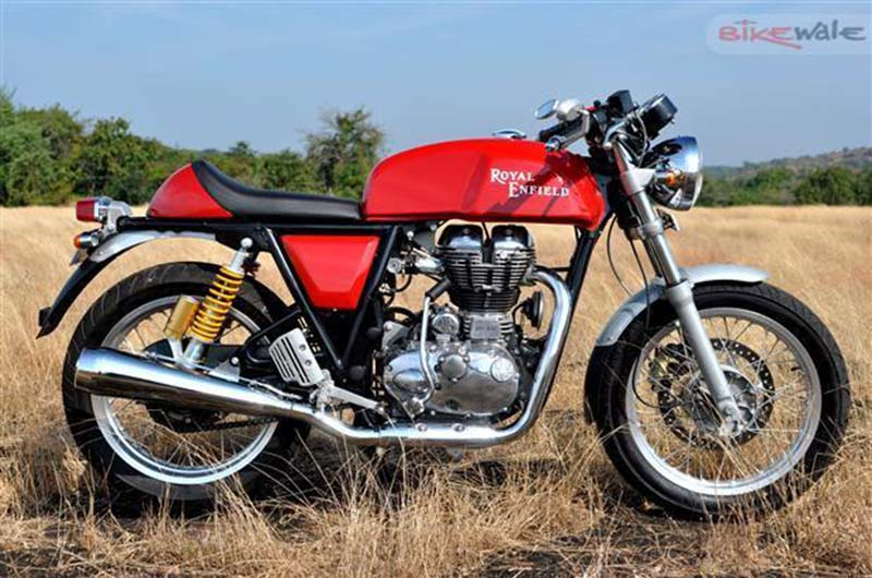 royal enfield continental gt discontinued