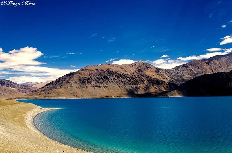 Leh Ladakh in April