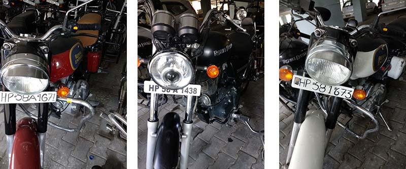 rent a bike in manali