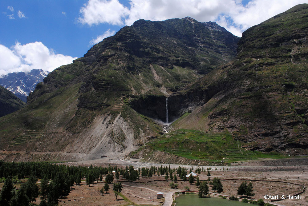 sissu waterfall