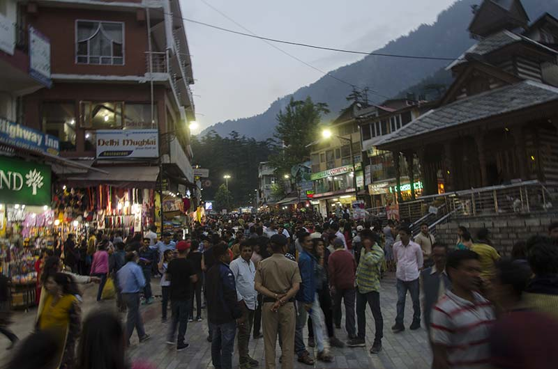 chandratal to manali