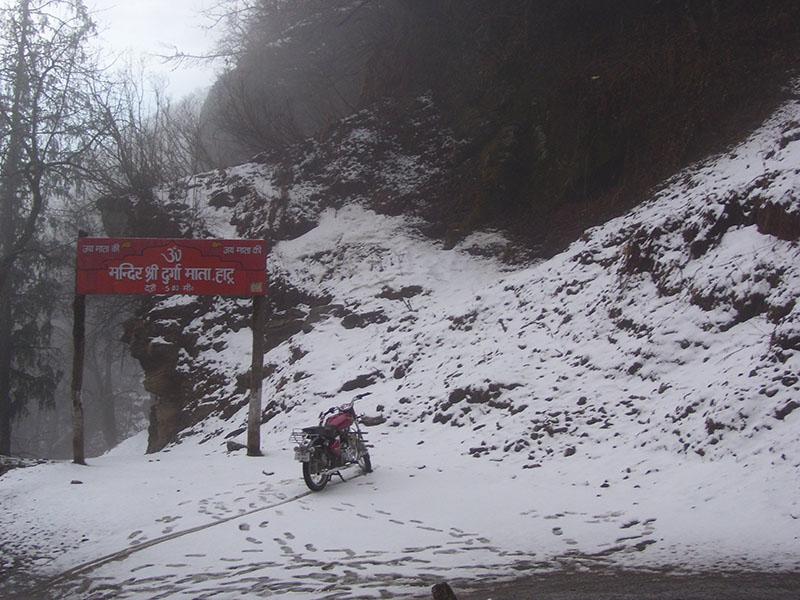 road to hatu peak