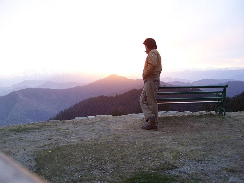 sunrise at hatu peak