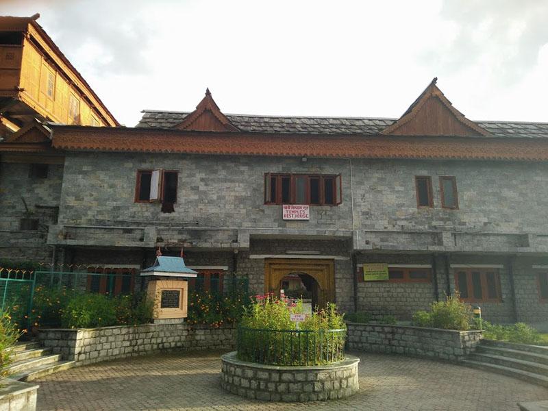 temple dharamshala
