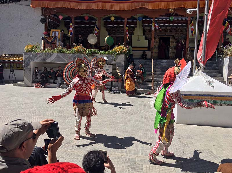 Mask Dance of Ladakh