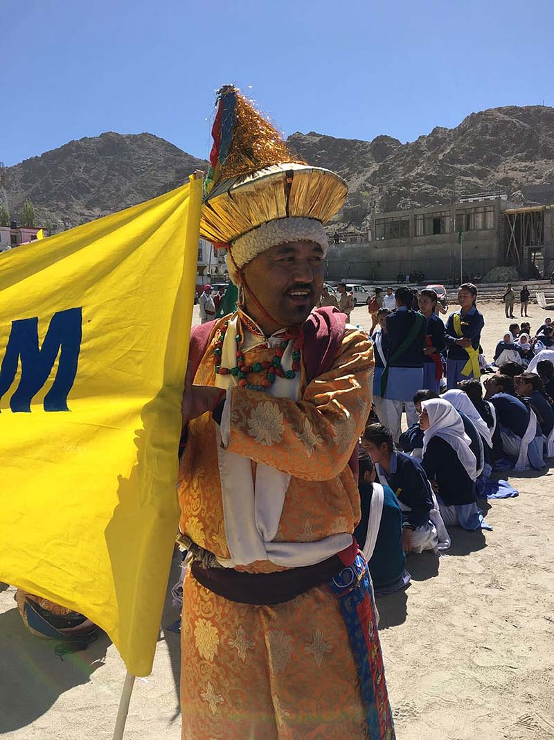 ladakh festival in september