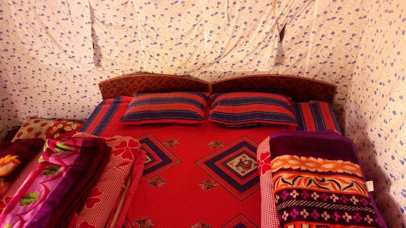 chandratal camping