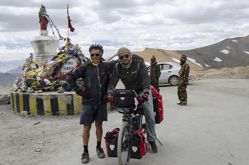 ladakh with parents