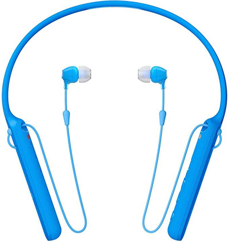 Sony C400 Earphones Review