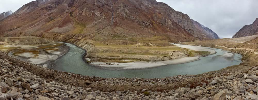 Mobile Network in Zanskar Valley