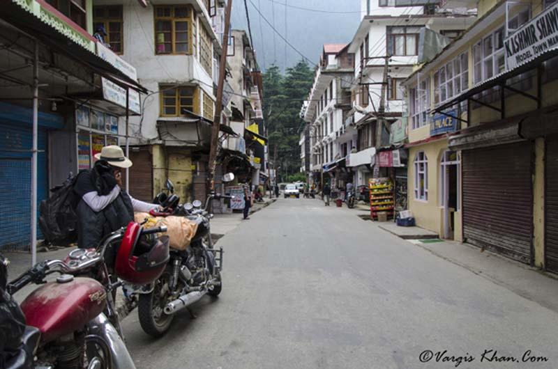 Manali to Delhi by Bike